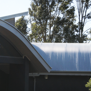 0.60 Corodek®on curved roof