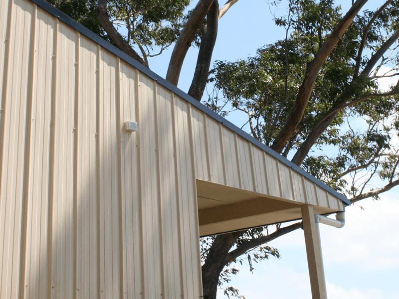 Roofmart | Metroclad® Wide Coverage Walling